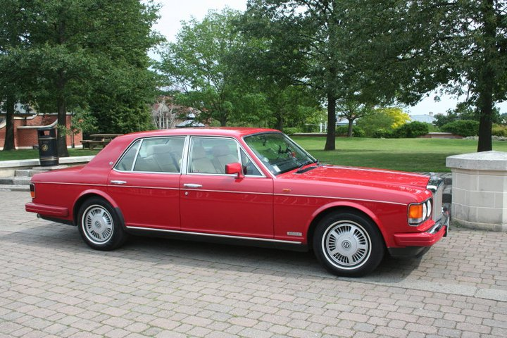 1989 Bentley Mulsanne picture