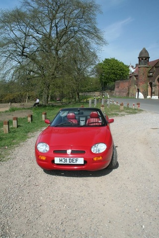 Picture of 1998 MG F, exterior