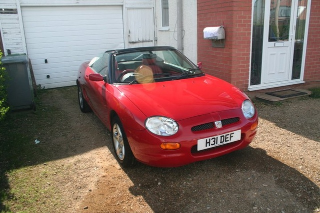 Picture of 1998 MG F