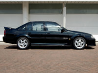 1992 Lotus Carlton Overview
