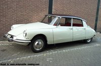 1959 Citroen ID Overview