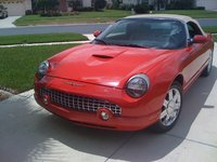 2005 Ford Thunderbird Base Convertible, 2005 Ford Thunderbird 2 Dr STD Convertible picture, exterior