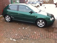 2000 Audi A3 Overview
