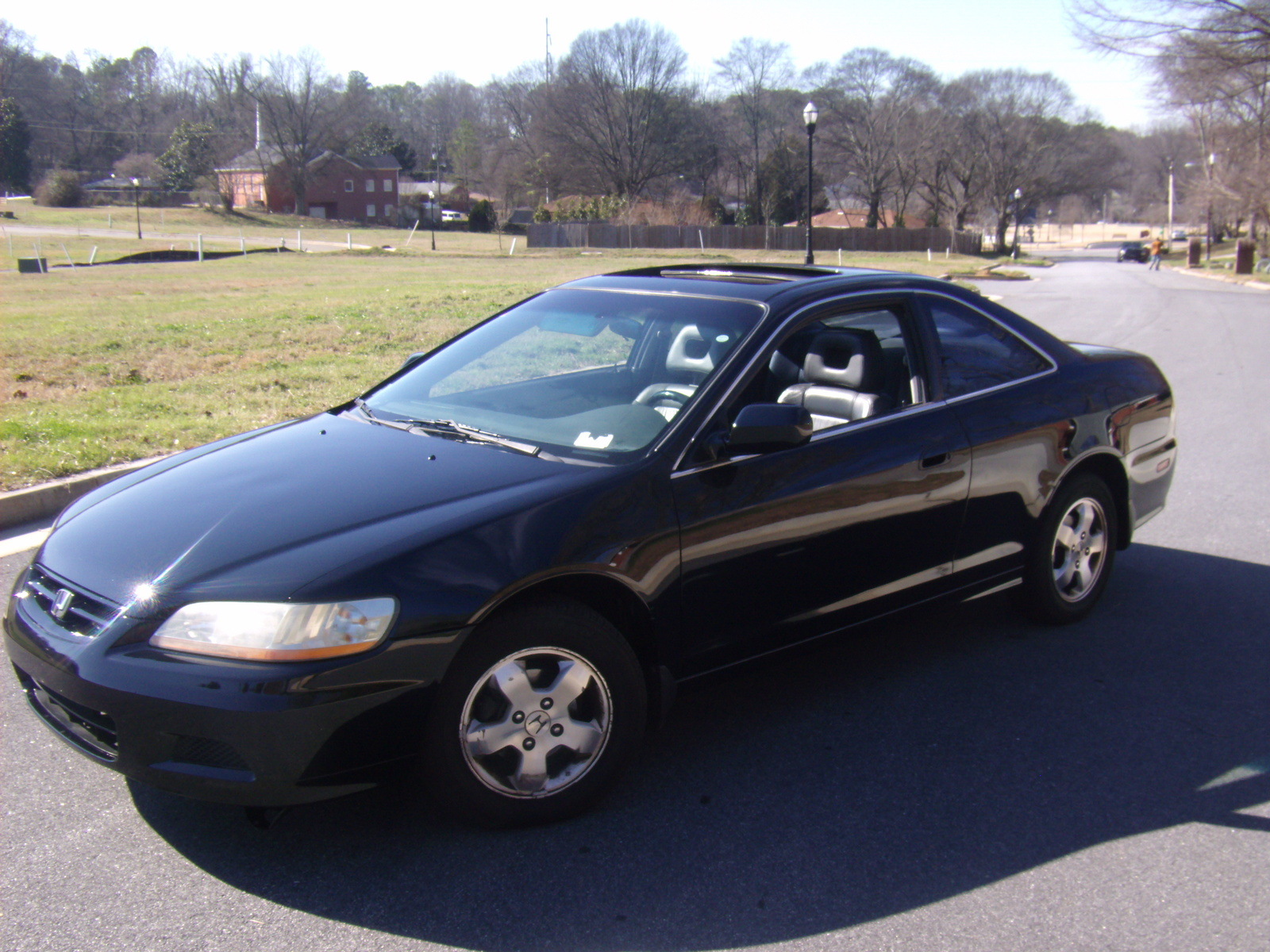 Picture of 2002 Honda Accord EX w/ Leather Coupe, exterior
