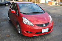 Picture of 2009 Honda Fit Sport AT, exterior