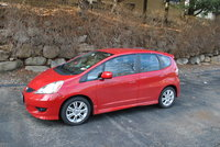 2009 Honda Fit Sport AT picture, exterior