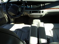1997 Lincoln Town Car Executive, Picture of 1997 Lincoln Town Car 4 Dr Executive Sedan, interior