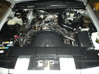 Picture of 1997 Lincoln Town Car Executive, engine