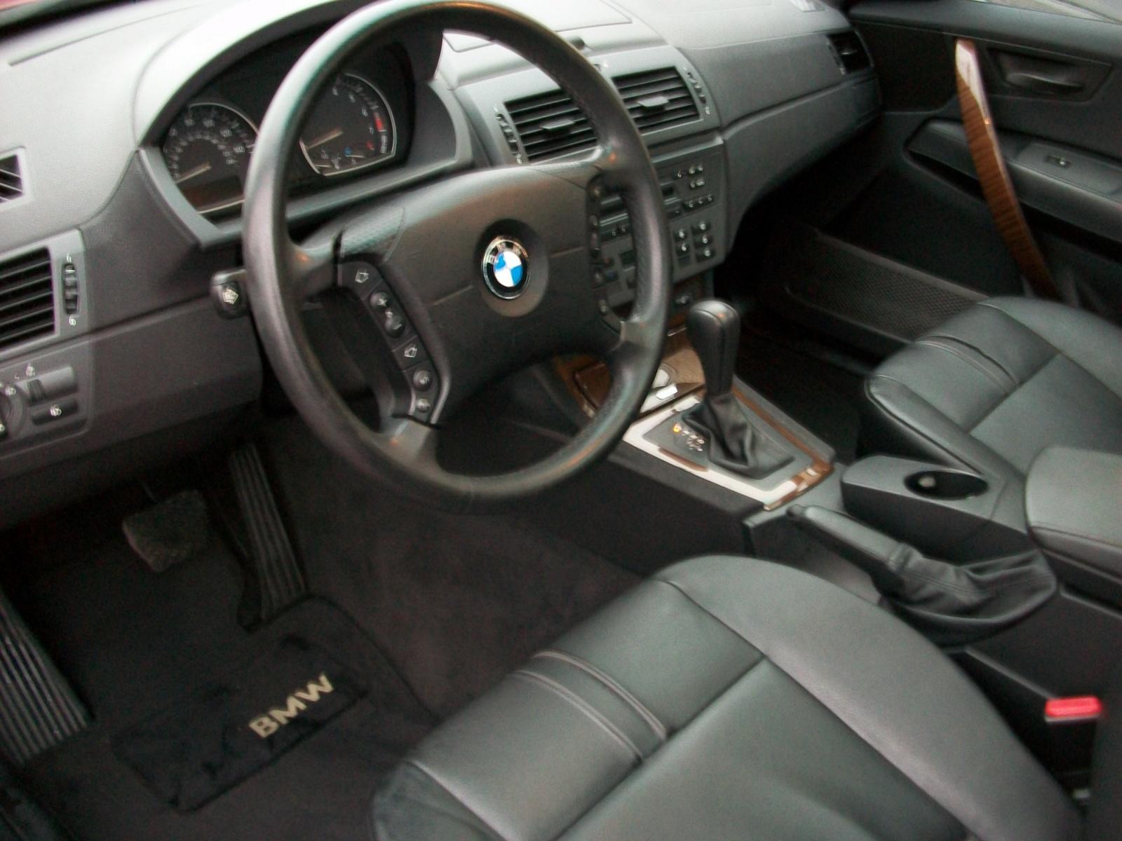 2004 Bmw X3 Interior Pictures Cargurus