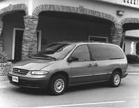 1997 Plymouth Grand Voyager 3 Dr SE Passenger Van Extended, Just a stock photo., exterior