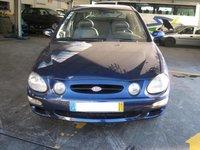 1999 Kia Sephia Overview