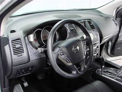 Picture of 2009 Nissan Murano SL AWD, interior, gallery_worthy