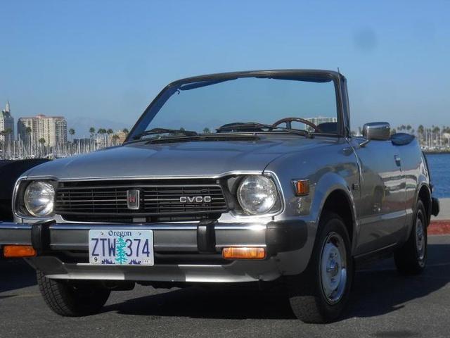 1979 Honda Civic, 1979 Civic 1500 CVCC at JCCS in Long Beach California September 2010, exterior