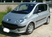 2005 Peugeot 1007 Overview