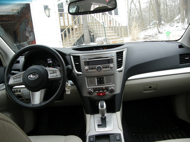 Picture of 2011 Subaru Legacy 2.5i Premium, interior, gallery_worthy