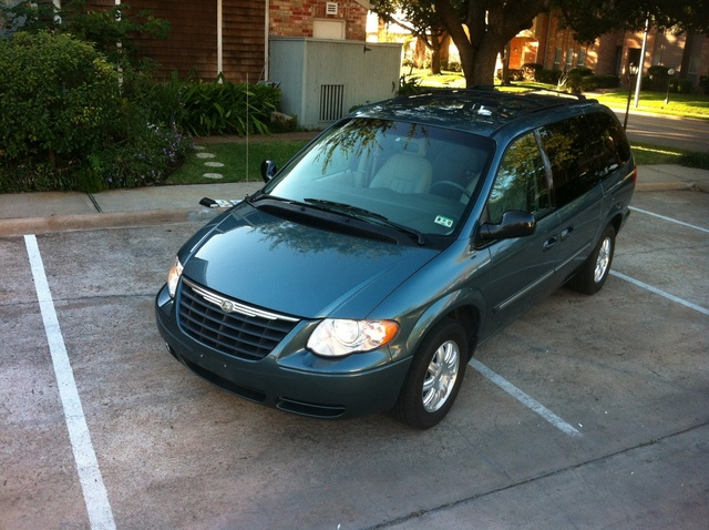 Picture of 2006 Chrysler Town & Country Touring LWB FWD, exterior, gallery_worthy