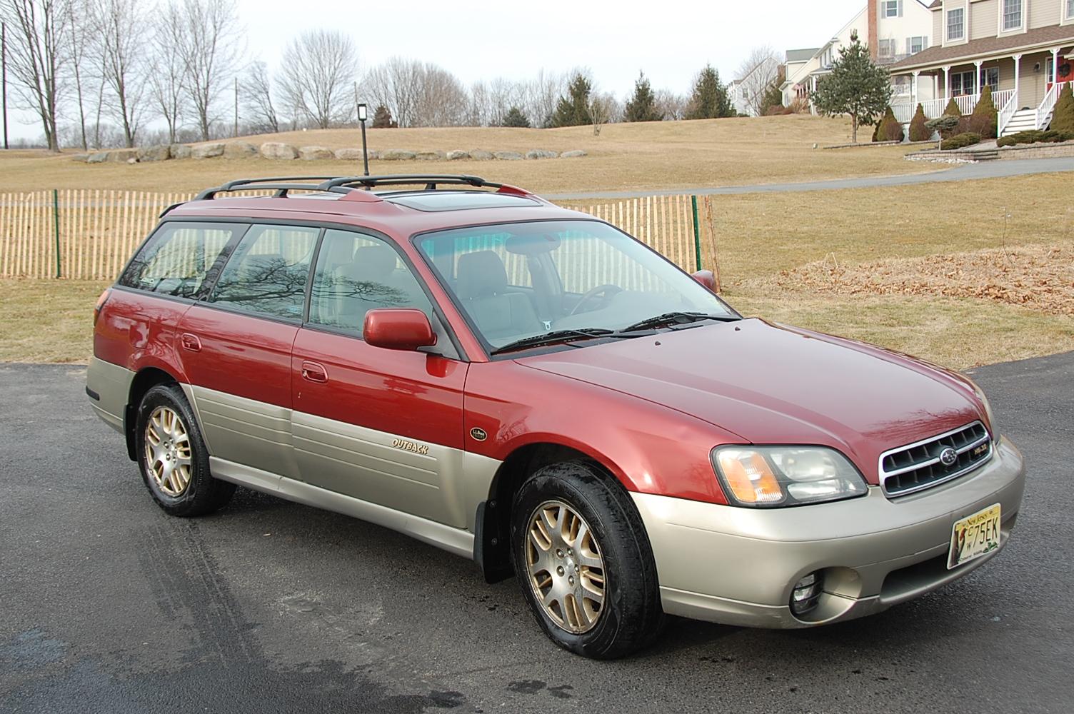 2002 Subaru Outback Pictures Cargurus
