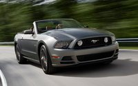 2013 Ford Mustang, Front-quarter view, exterior, manufacturer, gallery_worthy