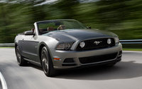 2013 Ford Mustang, Front-quarter view, exterior, manufacturer