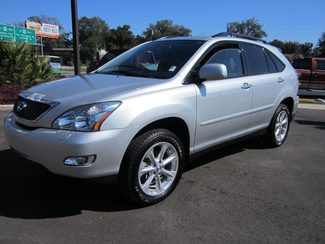 Picture of 2009 Lexus RX 350 FWD, exterior, gallery_worthy