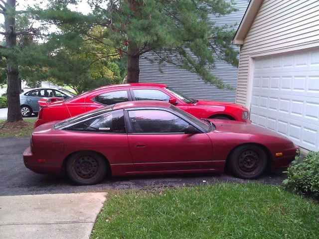 Picture of 1989 Nissan 240SX