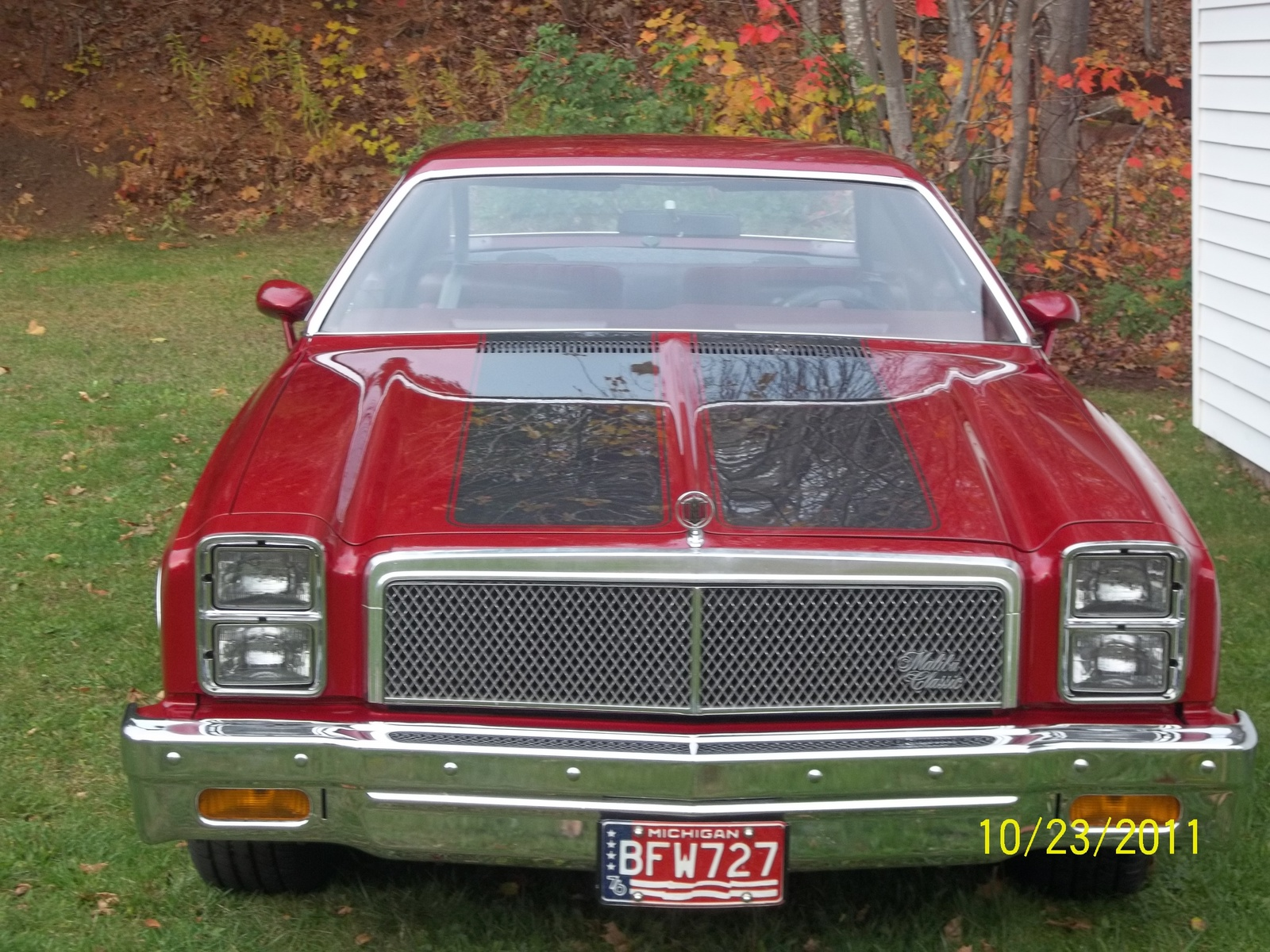 1976 Chevrolet Malibu, 76 Malibu Classic, exterior