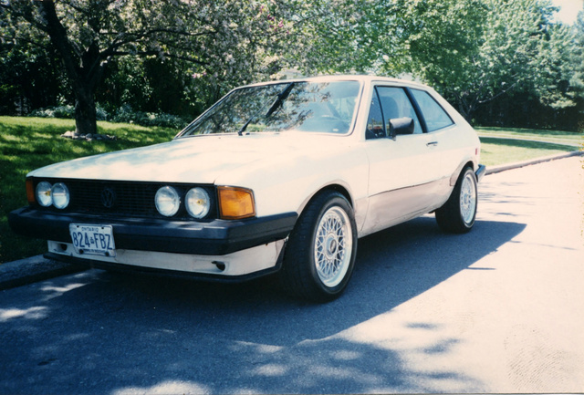 Picture of 1981 Volkswagen Scirocco