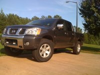 Picture of 2004 Nissan Titan LE Crew Cab 4WD, exterior, gallery_worthy