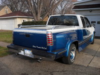 Picture of 1993 GMC Sierra 1500 C1500 SLX Extended Cab Stepside SB, exterior