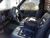 Picture of 1993 GMC Sierra 1500 C1500 SLX Extended Cab Stepside SB, interior