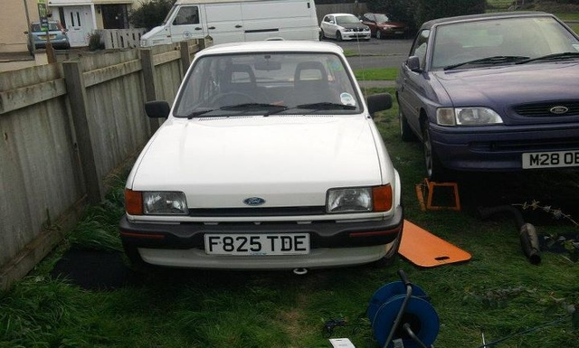 Picture of 1989 Ford Fiesta
