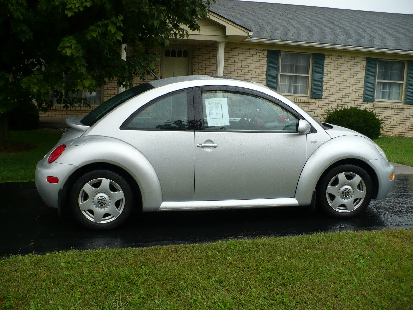 2001 volkswagen beetle exterior pictures cargurus. Black Bedroom Furniture Sets. Home Design Ideas