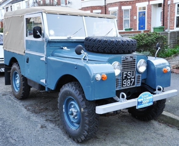 Picture of 1958 Land Rover Series I