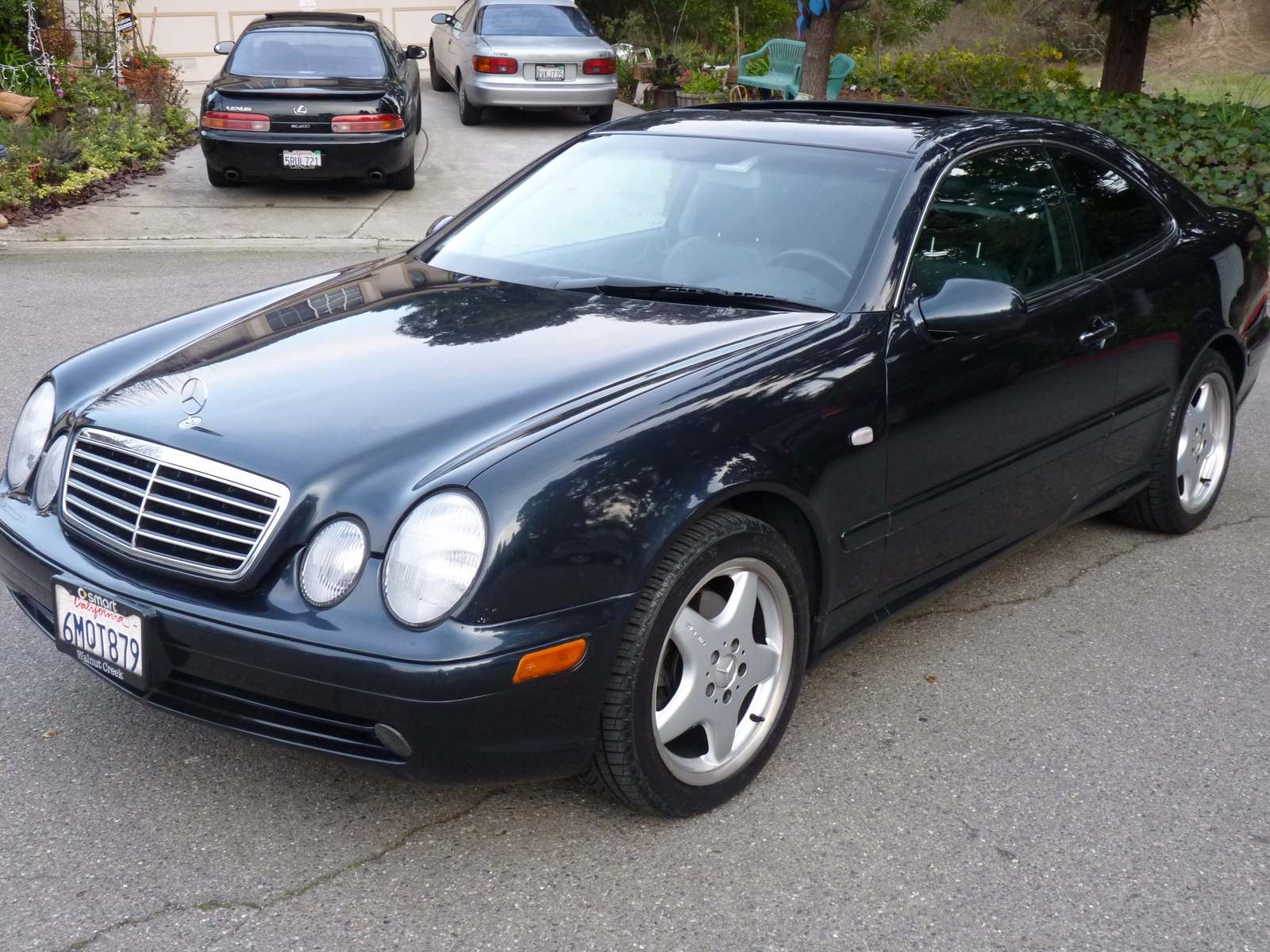 1999 mercedes benz clk class exterior pictures cargurus for 1999 mercedes benz clk 430