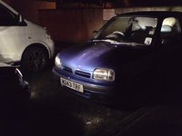 1994 Nissan Micra Overview