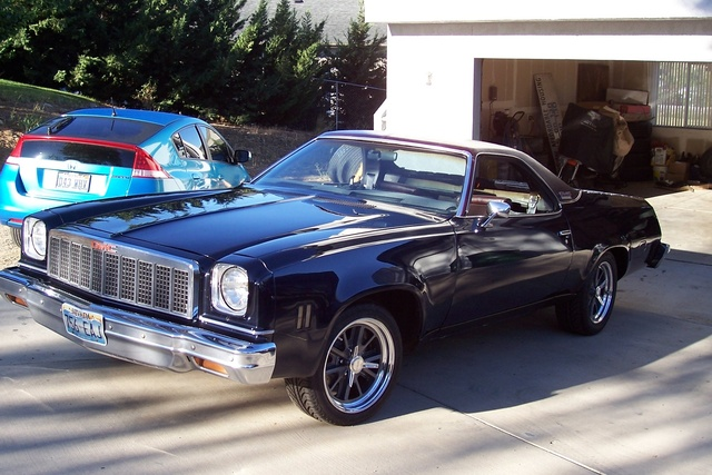 Picture of 1974 GMC Sprint, exterior, gallery_worthy