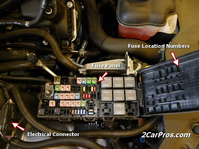 Dodge Caliber Questions Dodge Caliber Fuse Box Problems