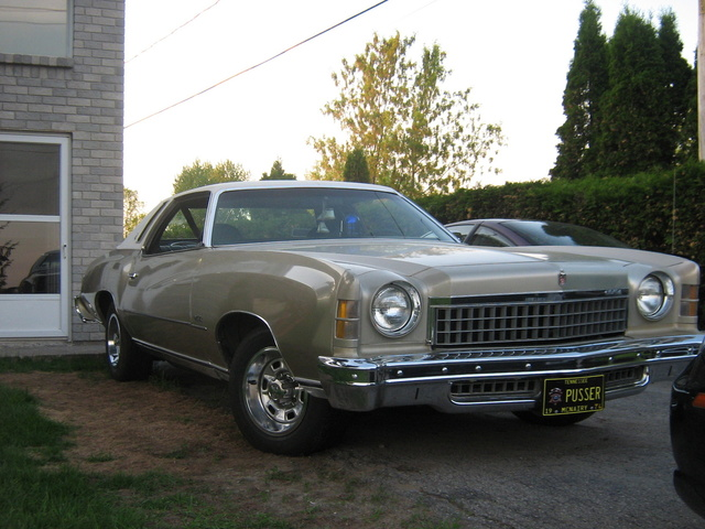 Picture of 1974 Chevrolet Monte Carlo, exterior, gallery_worthy