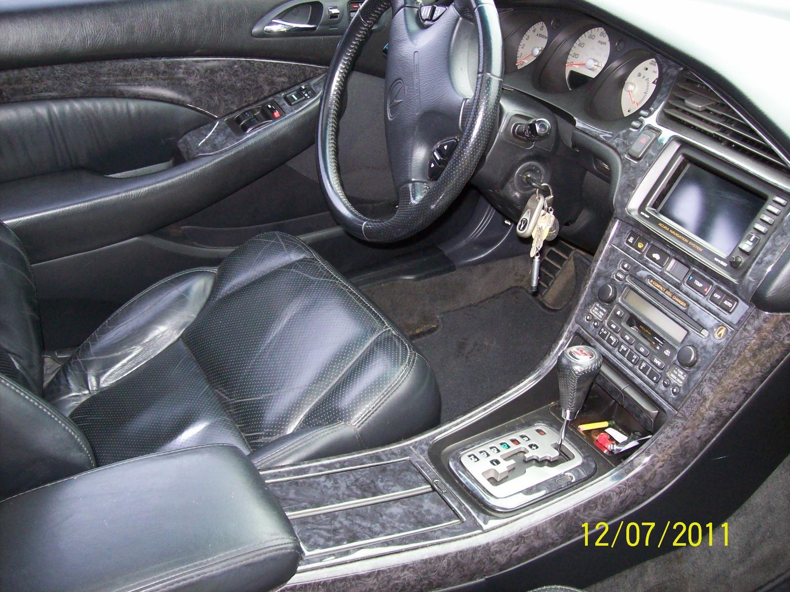 2001 acura cl interior pictures cargurus