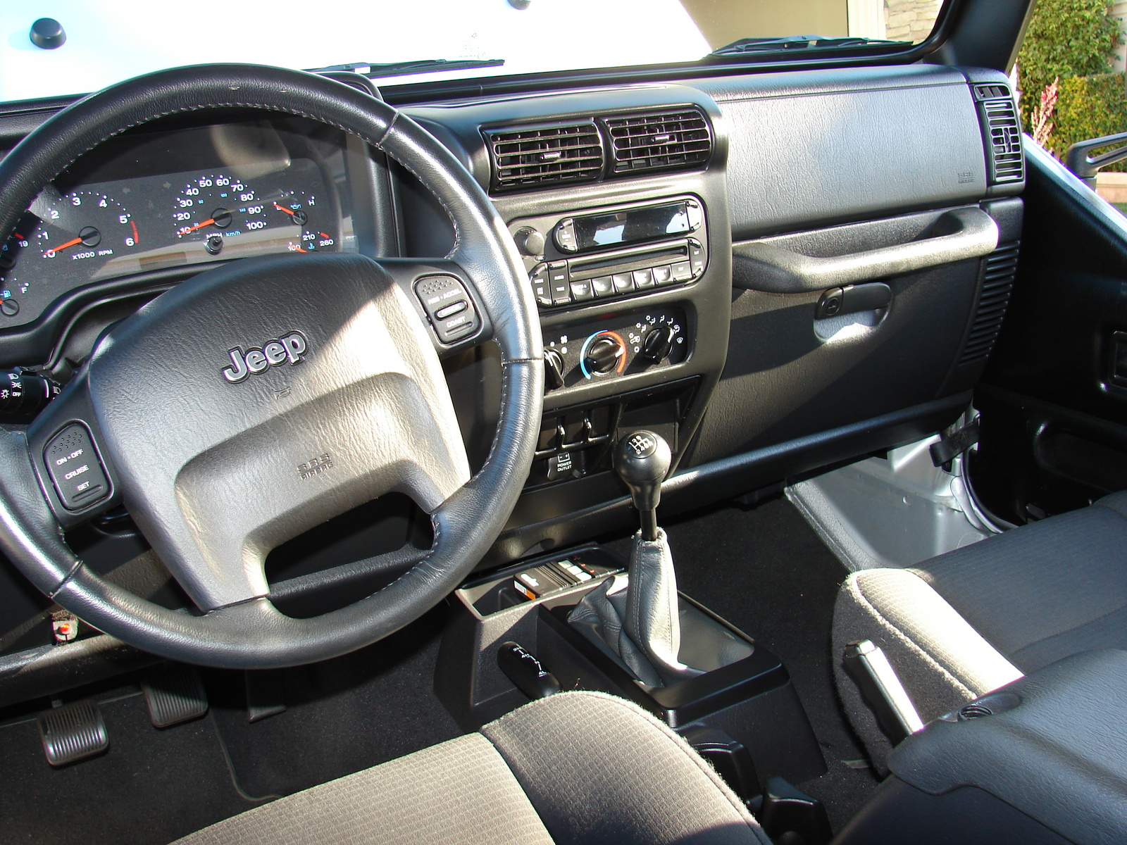 2006 jeep wrangler interior pictures cargurus. Cars Review. Best American Auto & Cars Review