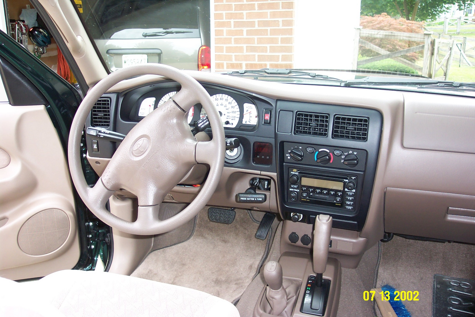 Related pictures similar toyota tacoma crew cab 4x4 toyota - 2001 toyota tacoma interior parts ...