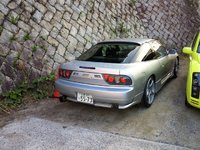 1996 Nissan 180SX Picture Gallery