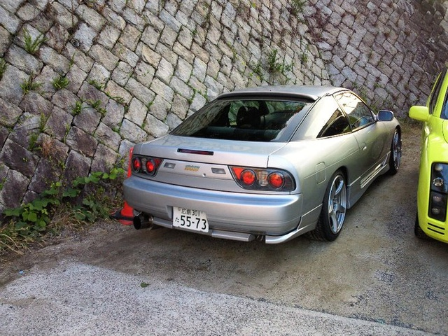 Picture of 1996 Nissan 180SX