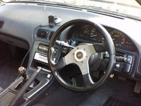 Picture of 1996 Nissan 180SX, interior