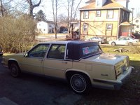 Picture of 1986 Cadillac DeVille, exterior