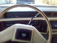 Picture of 1986 Cadillac DeVille, interior