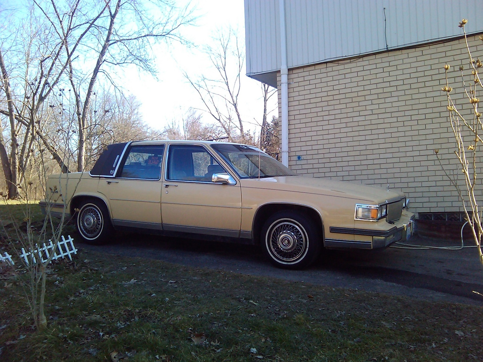 1986 Cadillac DeVille - Overview - CarGurus