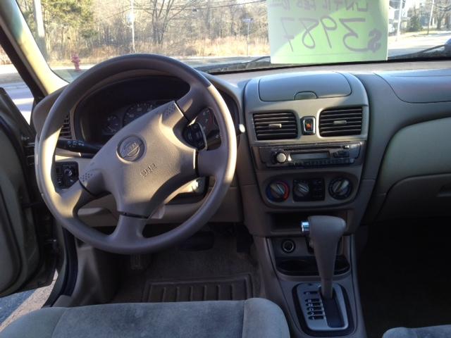 2001 Nissan Sentra Interior Pictures Cargurus