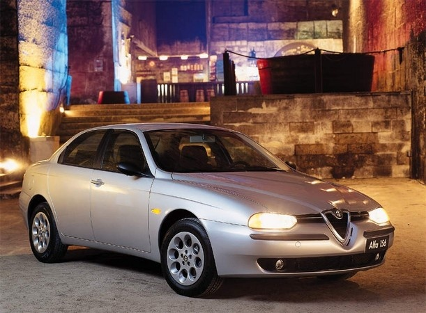 Picture of 2001 Alfa Romeo 156