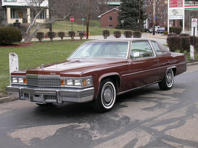 1978 Cadillac DeVille Pictures CarGurus